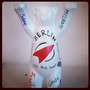 Rocket Berlin Bear